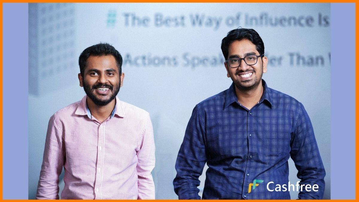 Cashfree Founders