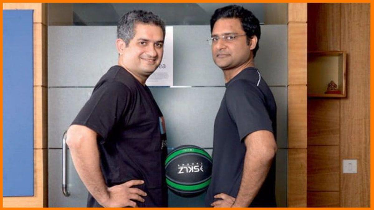 Founders of HealthKart