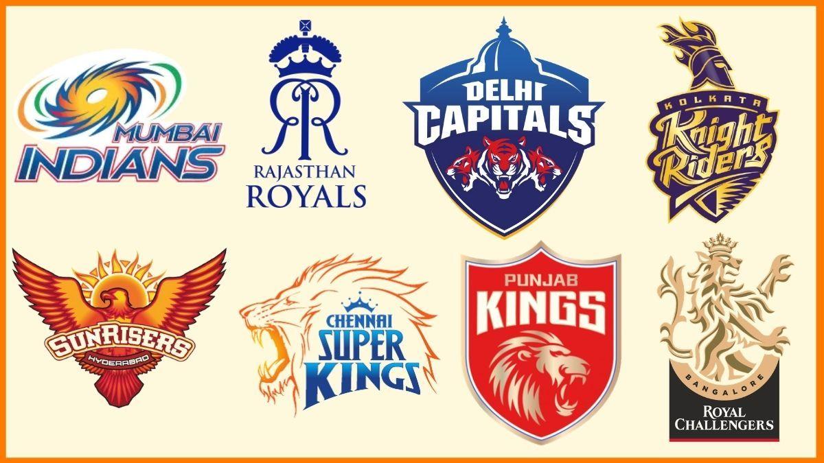 The IPL teams of 2020.