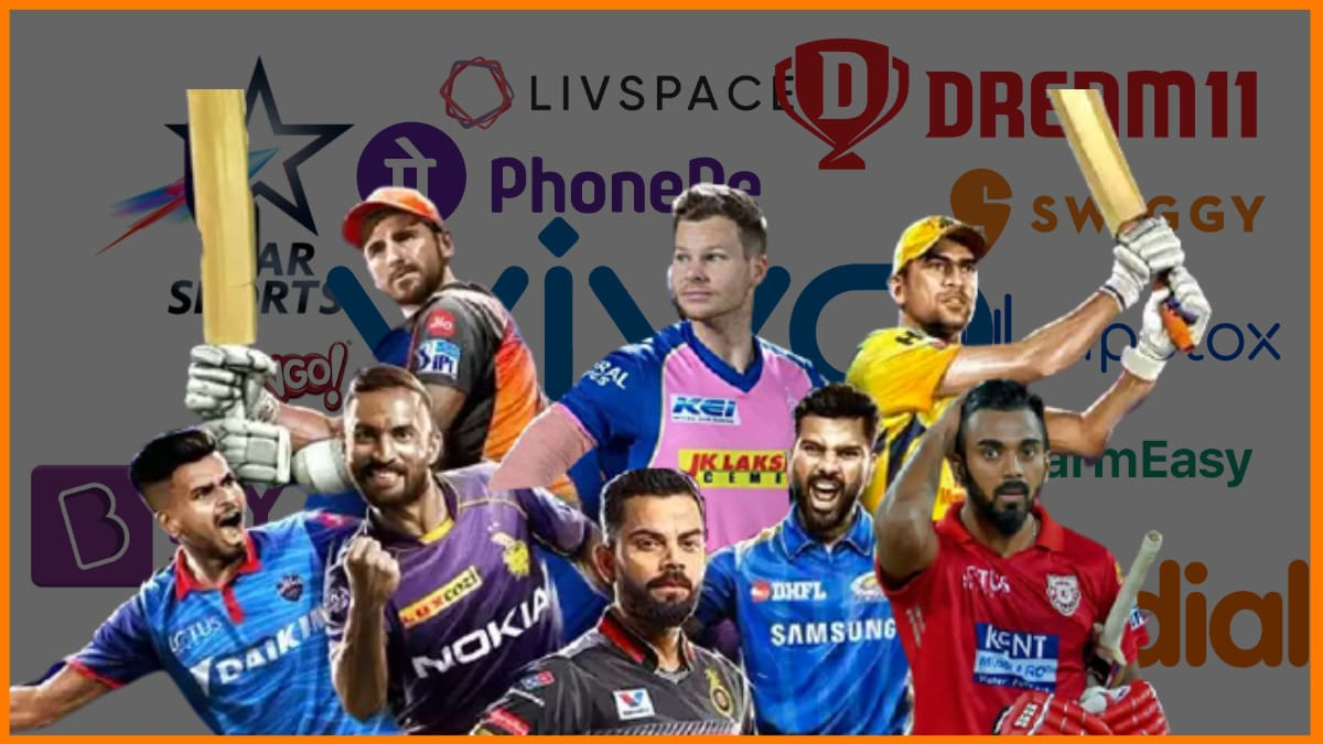 List of All the Brands that are Sponsoring IPL 2021