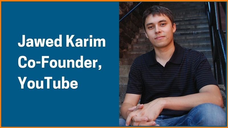 Co-Founder of YouTube
