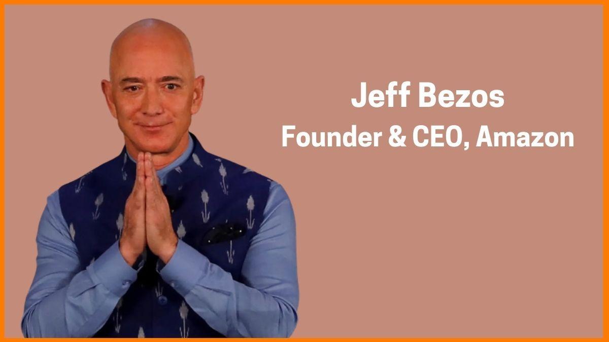 Jeff Bezos - Dominating Several Verticals Through Amazon