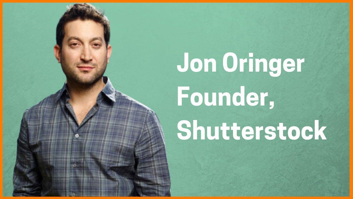 Jon Oringer: Founder of Shutterstock