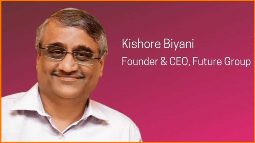 Kishore Biyani: India's Sam Walton And Retail King