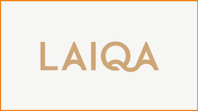 Laiqa Logo