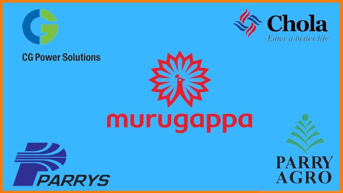 Subsidiaries of Murugappa Group