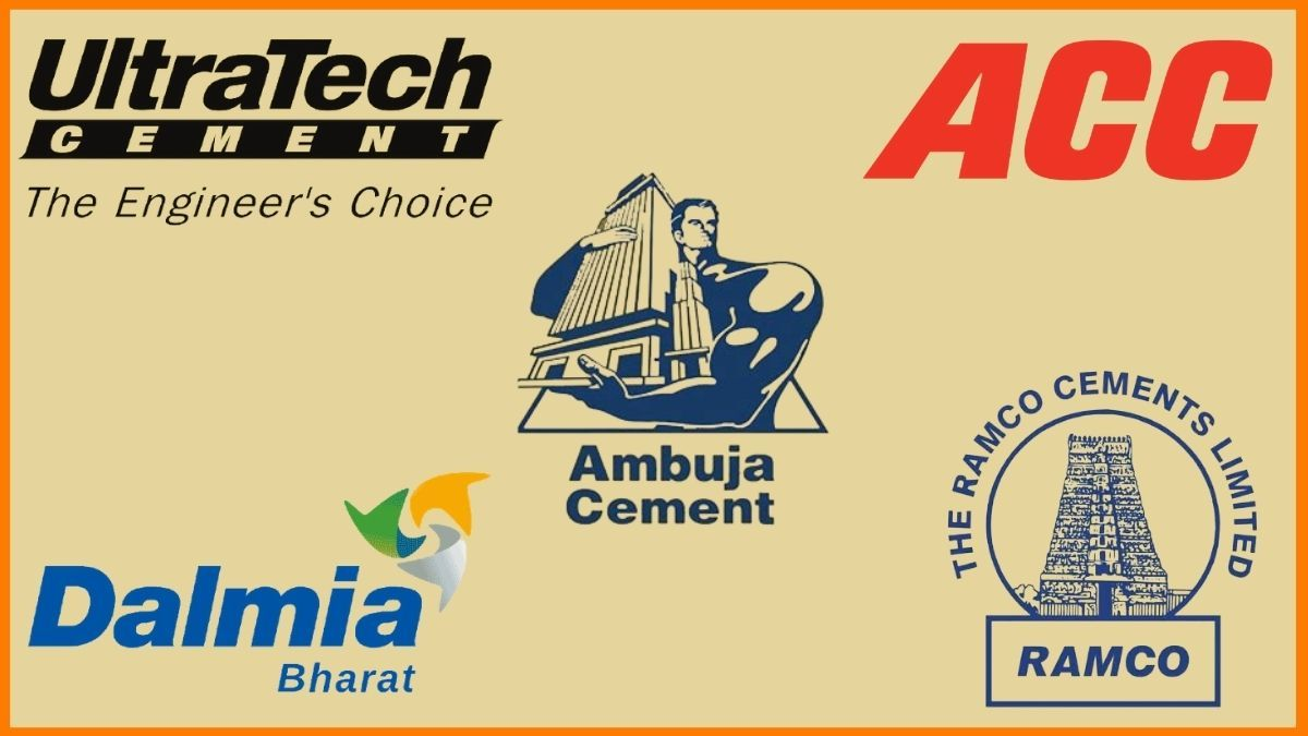 List of Top Cement companies in India 2021