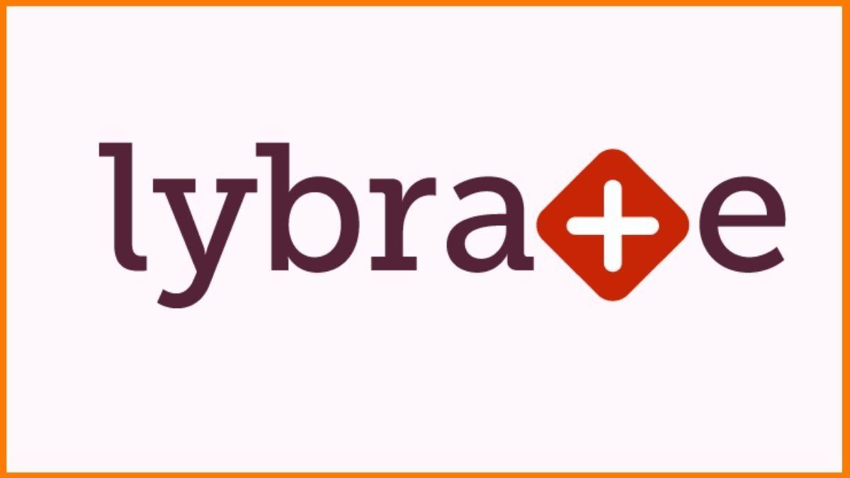 Lybrate Logo | Ratan Tata Funded Startups