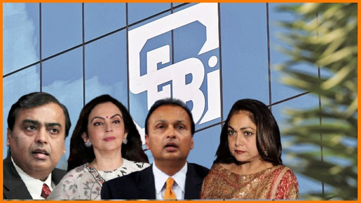 Reasons Why SEBI Imposed 25 crore penalty on Mukesh Ambani, Anil Ambani, others