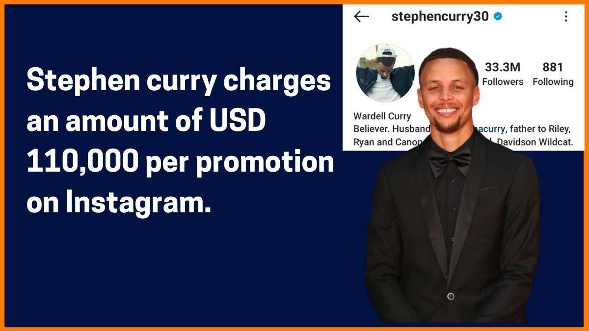 Stephen Curry Instagram