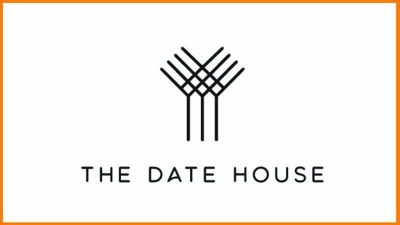 The Date House Logo