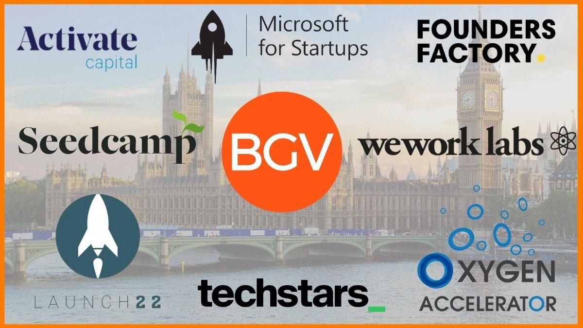 Top 25 Incubators & Accelerators in UK for Startups and Entrepreneurs