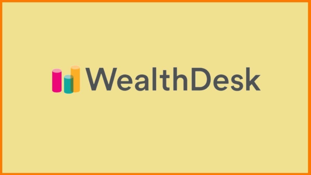 WealthDesk  - B2B2C Investment Technology Platform