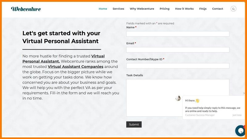 Virtual assistant companies_startuptalky
