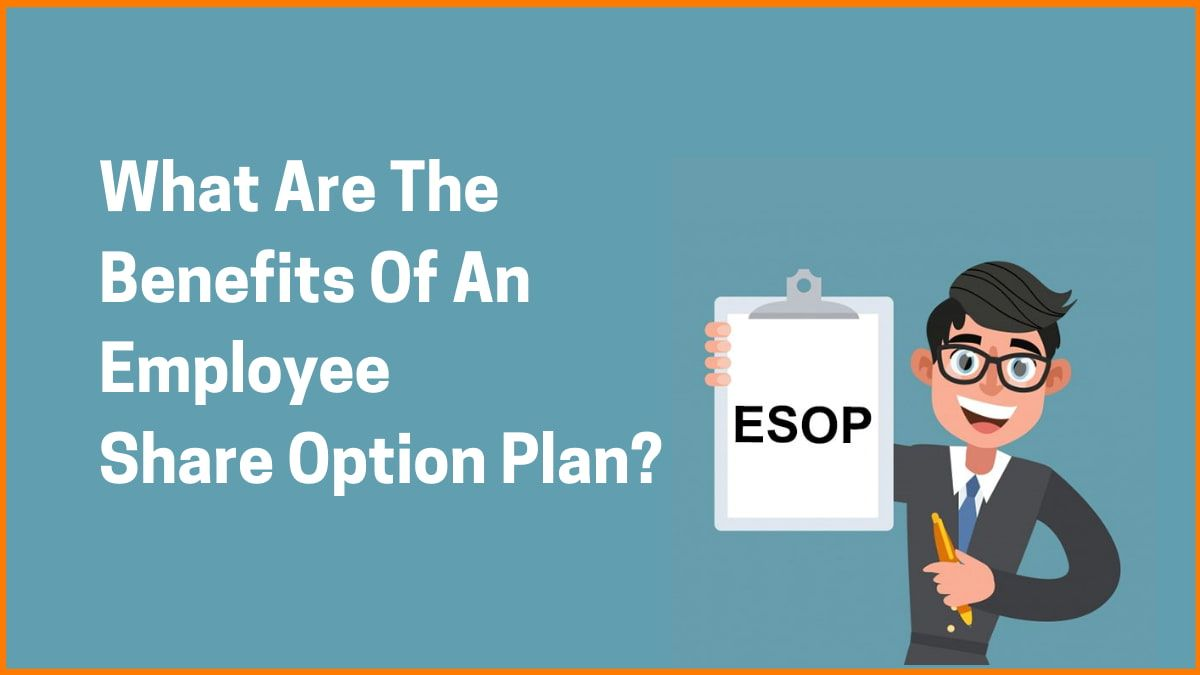 ESOP 101: What Are The Benefits Of An Employee Share Option Plan?