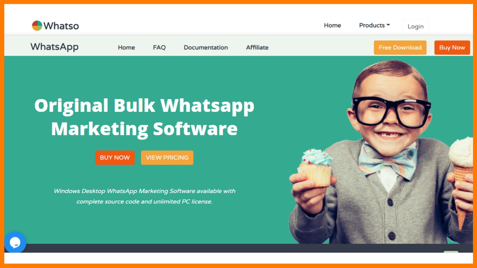 Whatso Bulk WhatsApp Sender