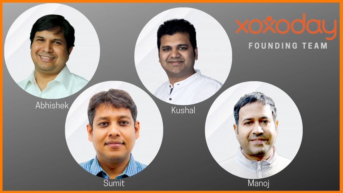 Founders of Xoxoday