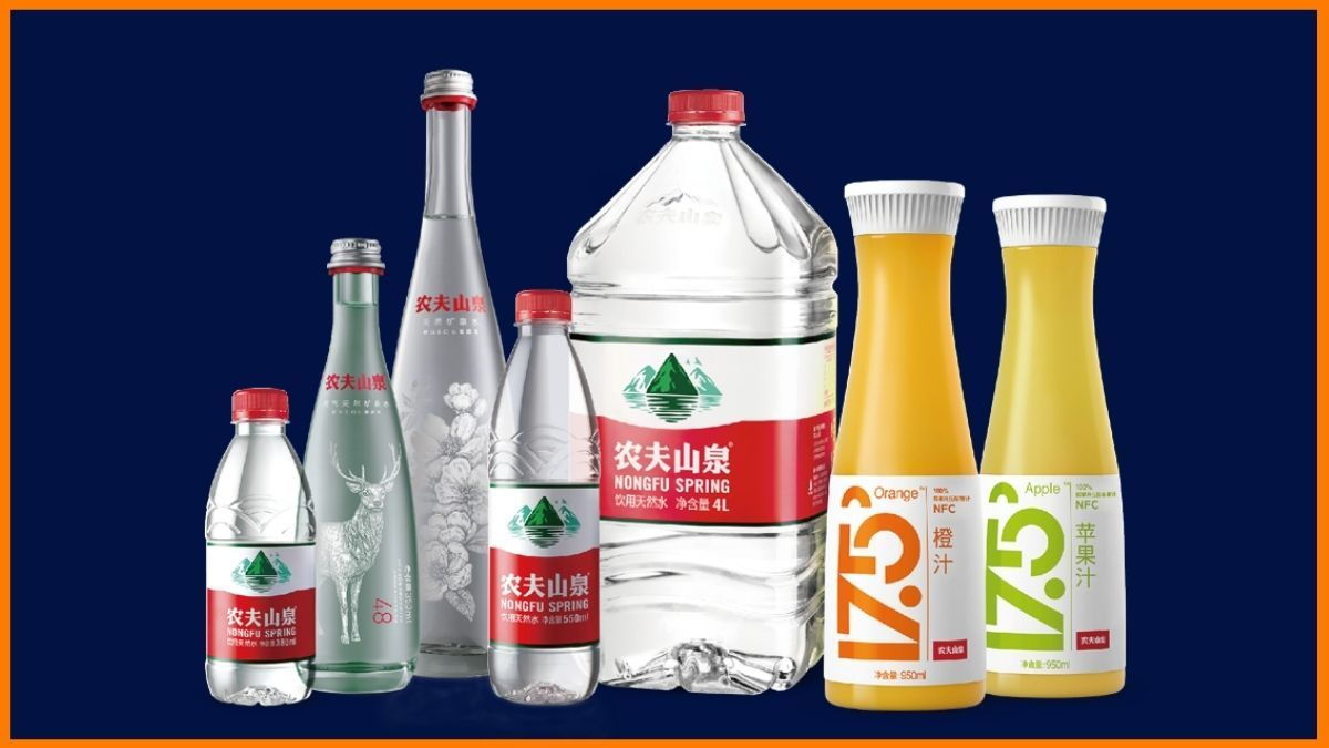 Nongfu Spring Products