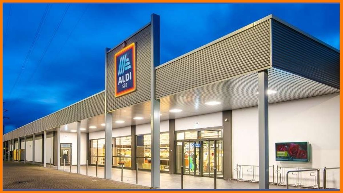 The largest Aldi sud supermarket located in the world opens in the German Ruhr area