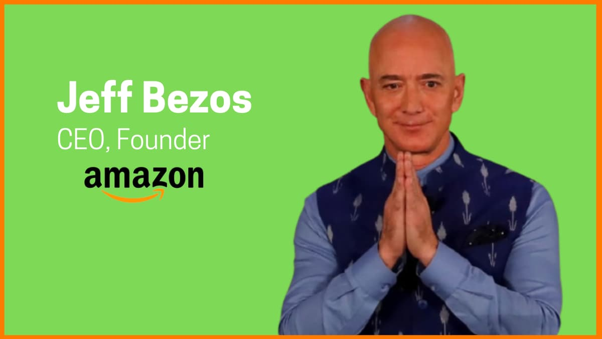 This Is What Will Jeff Bezos's Total Net-Worth After Stepping Down As CEO