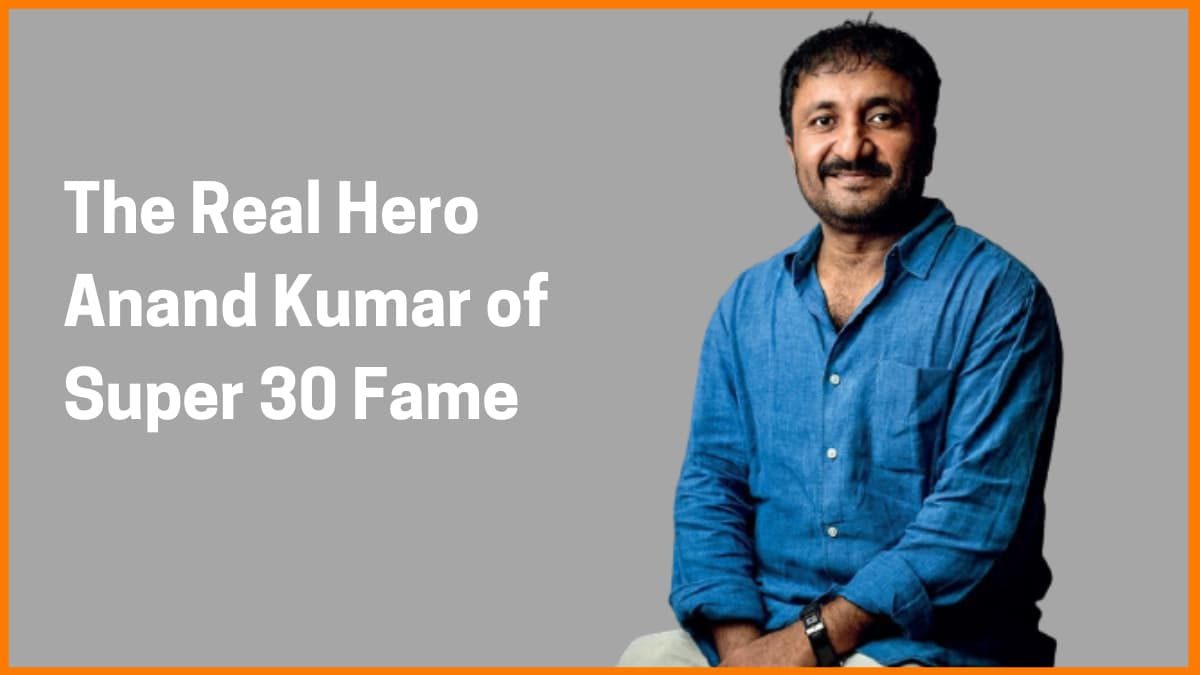 Meet The Real Hero Anand Kumar of Super 30 Fame