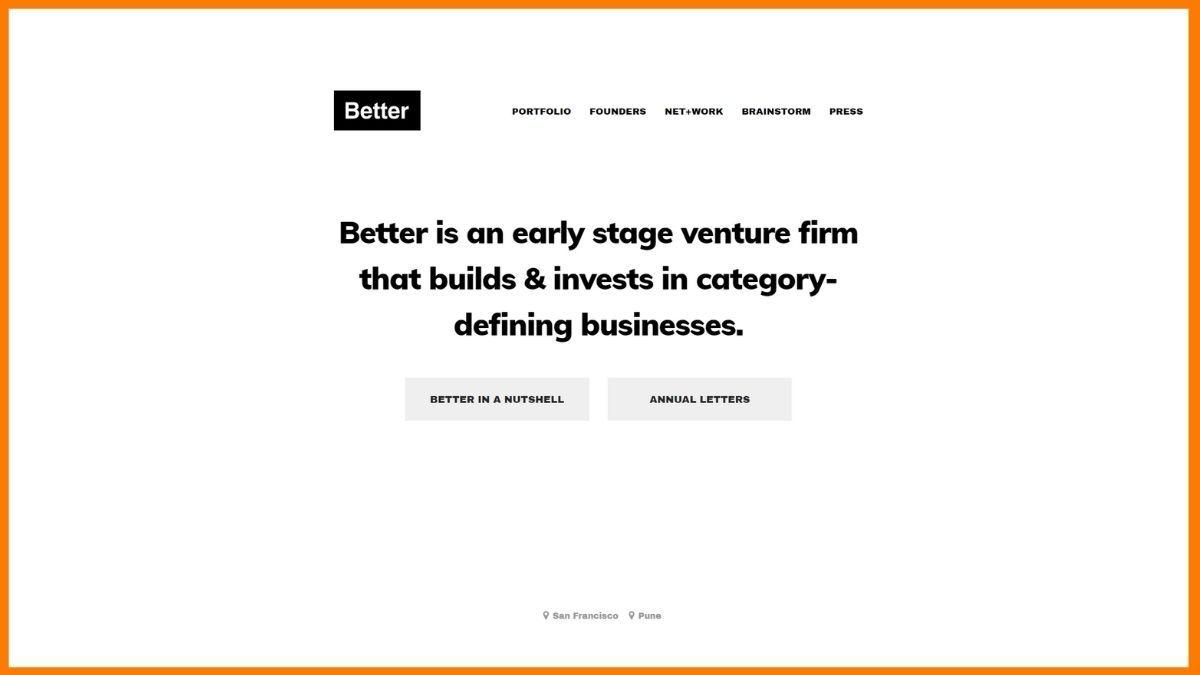 Better Labs Website