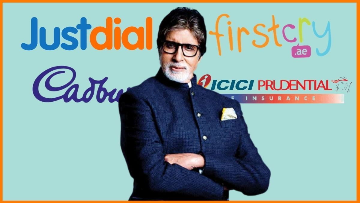 List of Brands Endorsed By Amitabh Bachchan