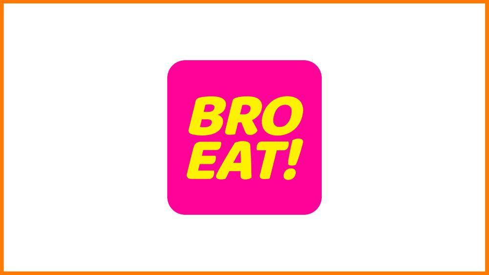 BroEat! Logo