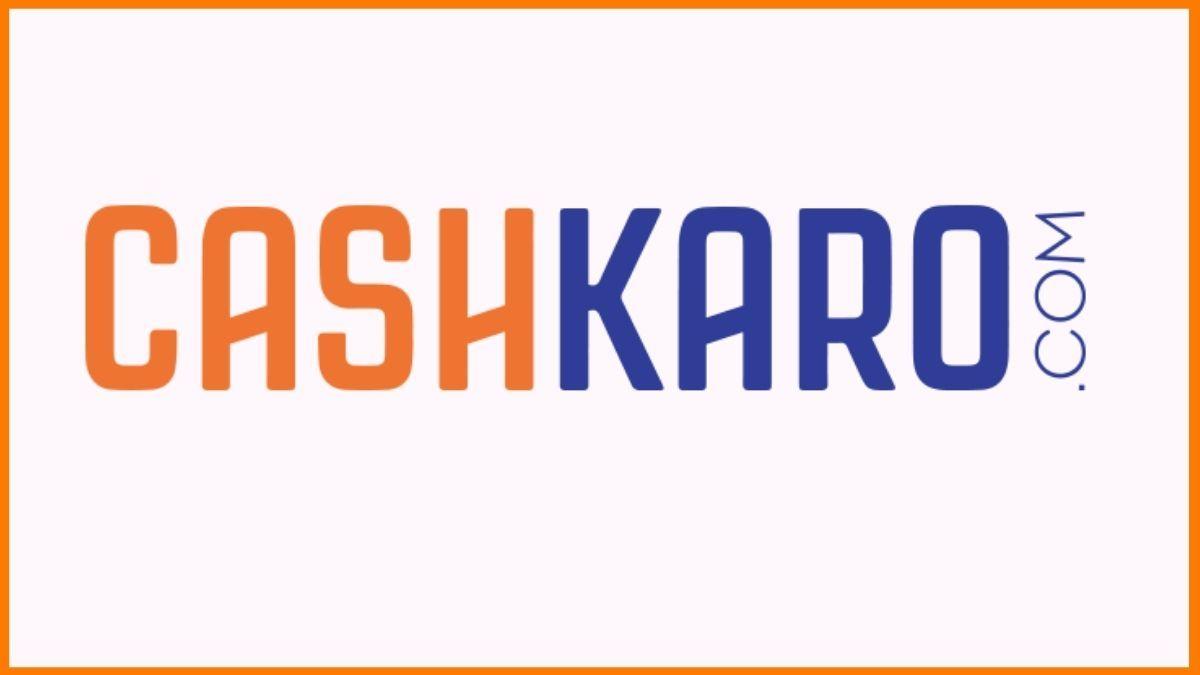 Cashkaro Logo | Ratan Tata Funded Startups