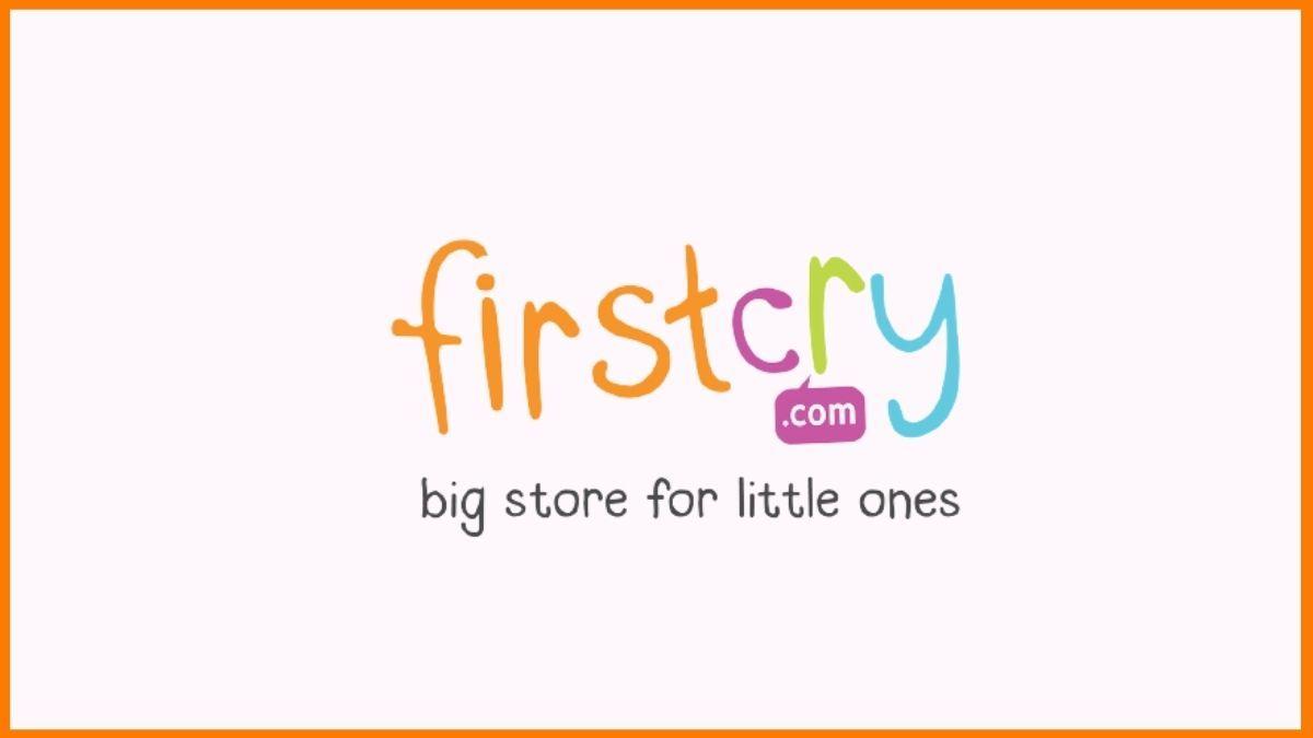 Firstcry Logo | Ratan Tata Funded Startups