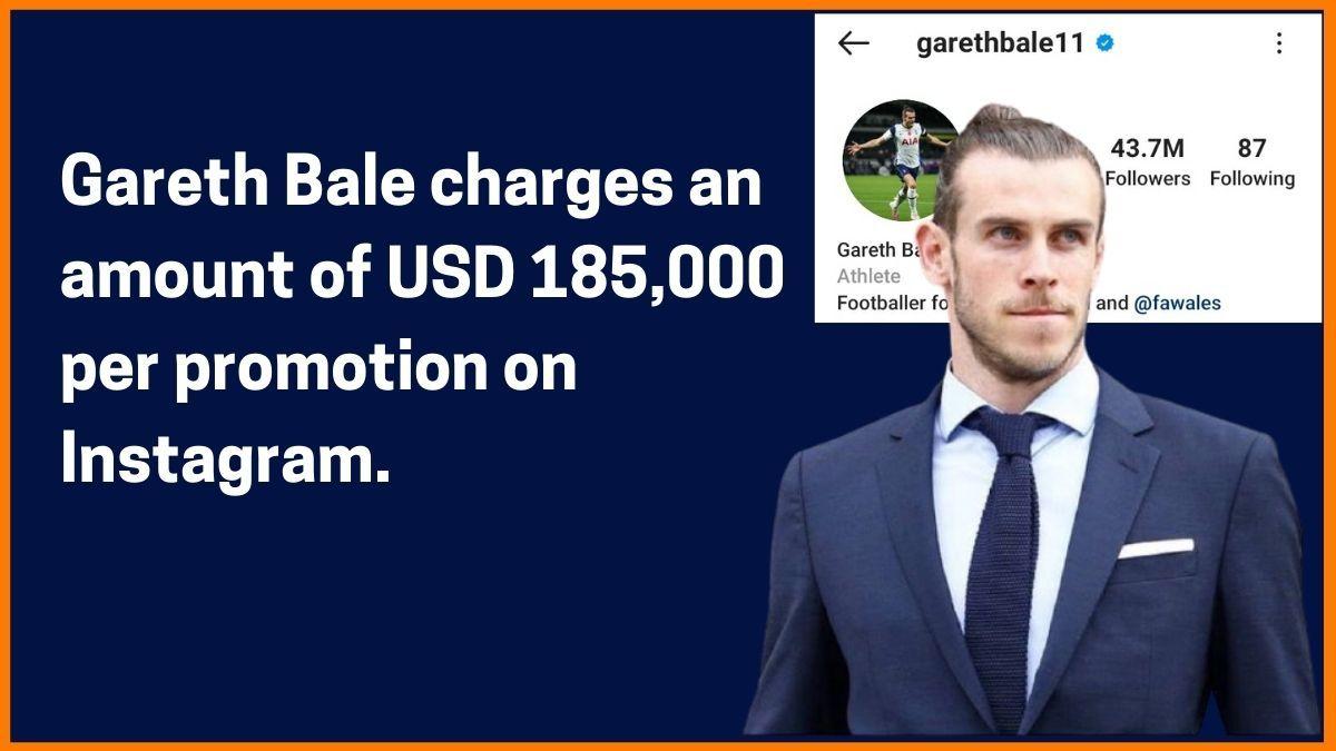 Gareth Bale Instagram