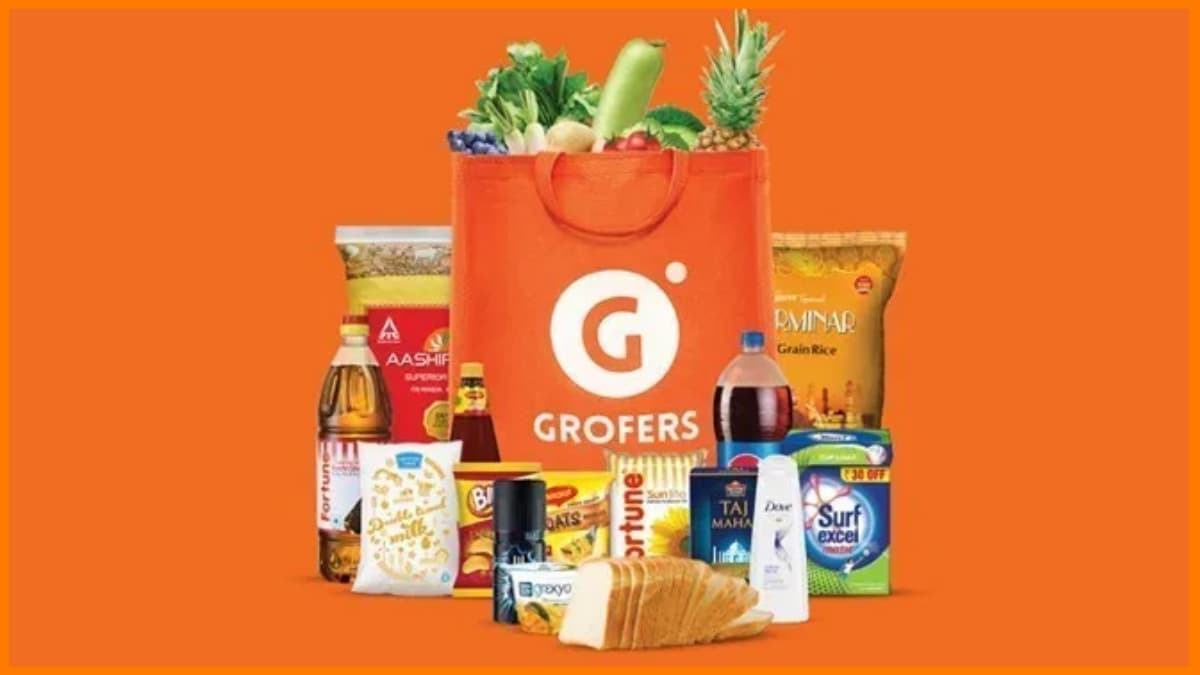 Grofers—Grocery Delivery At Your Doorstep With Just One Click