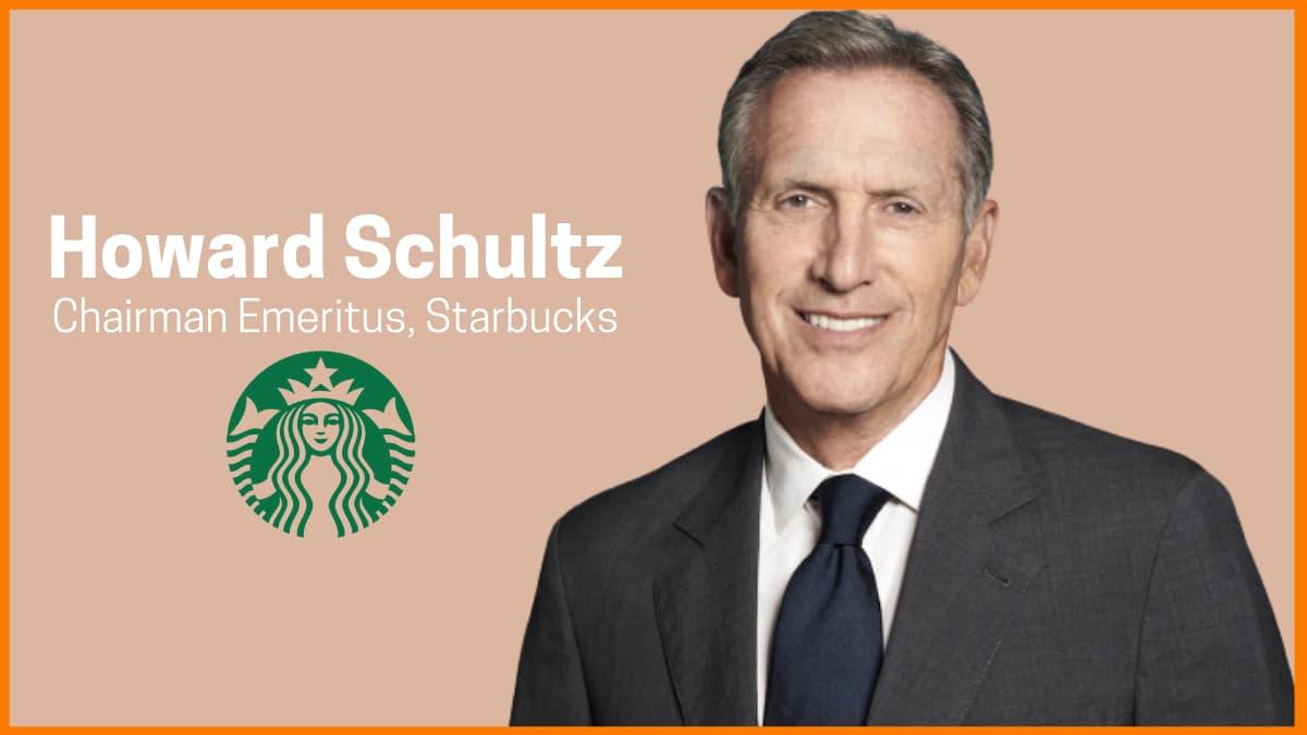 Howard Schultz-The Visionary Billionaire Behind Starbuck