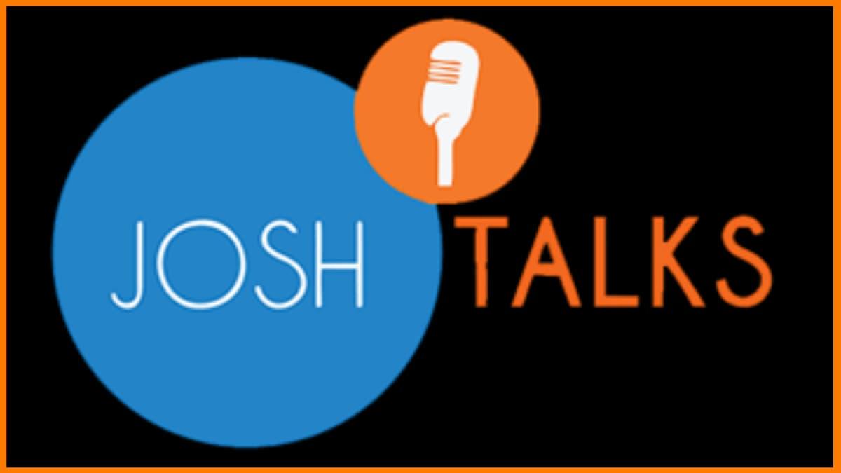 Josh Talks Success Story - An Indian Media Platform