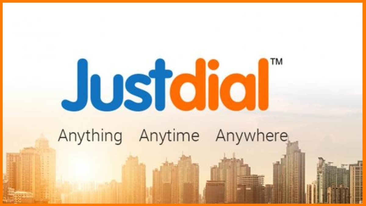 Justdial - Local Search Related Services Provider