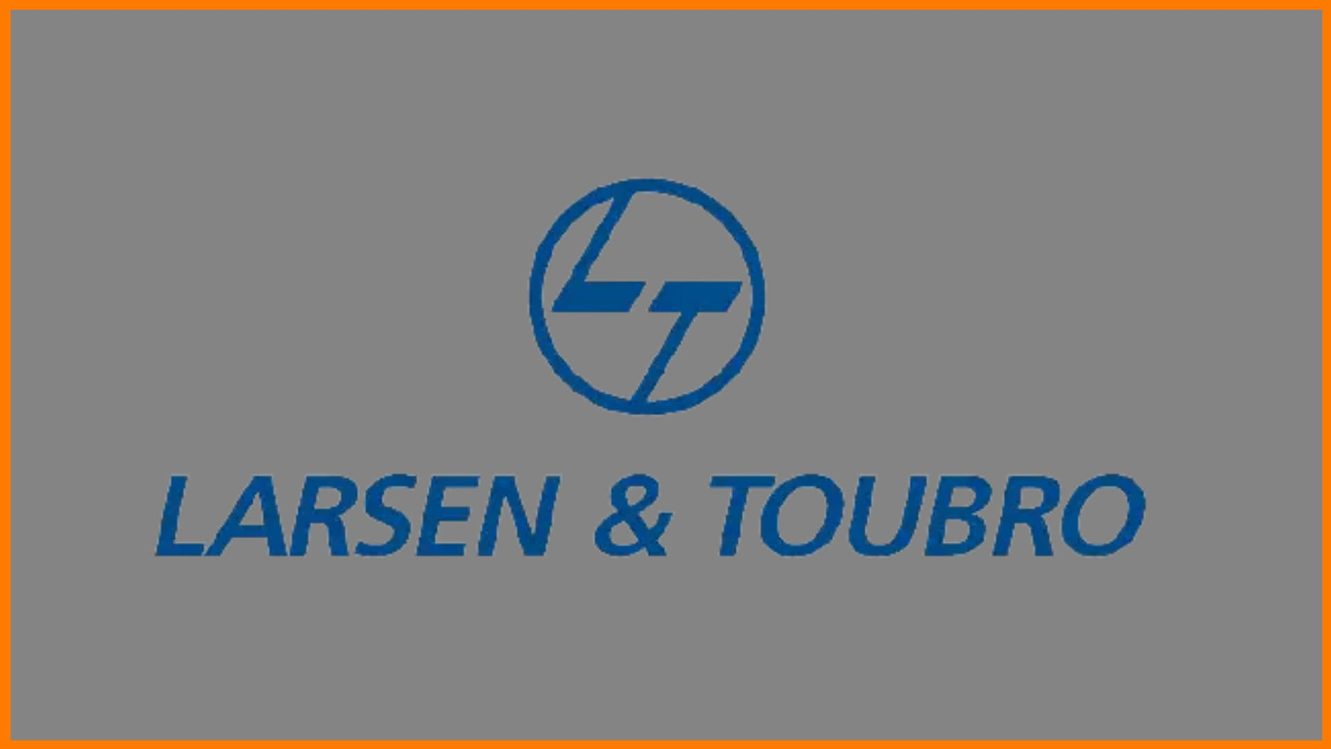 Larsen & Toubro Limited—An Indian Conglomerate