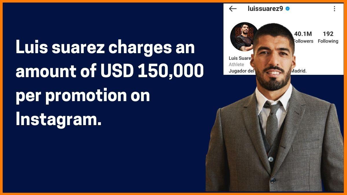 Luis Suarez Instagram