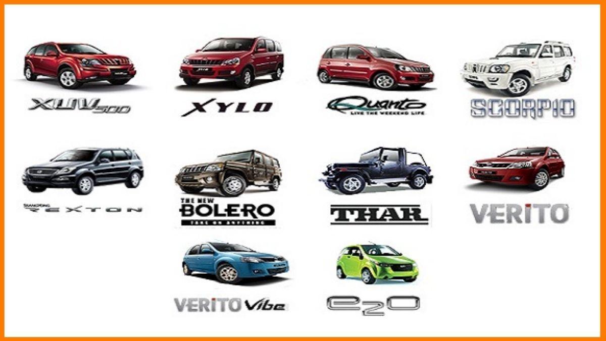 Mahindra & Mahindra popular cars