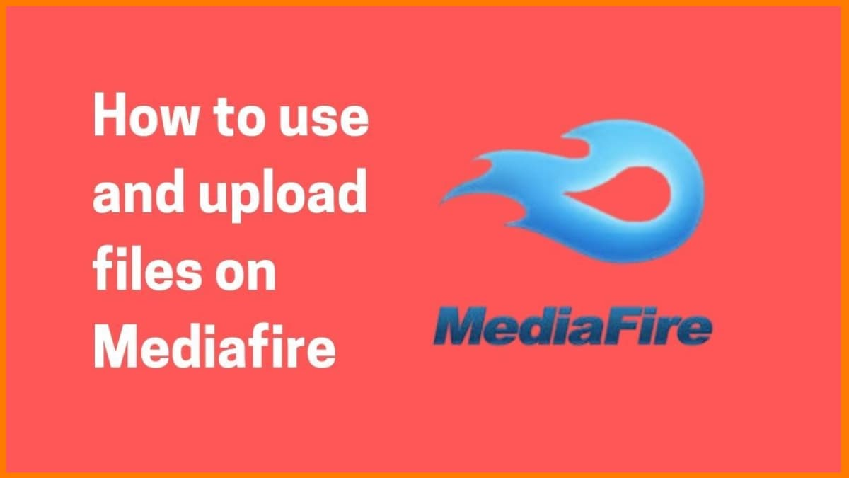 How To Use and Upload Files on MediaFire | Cloud Storage Provider