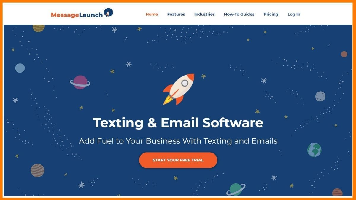 Message Launch sms marketing