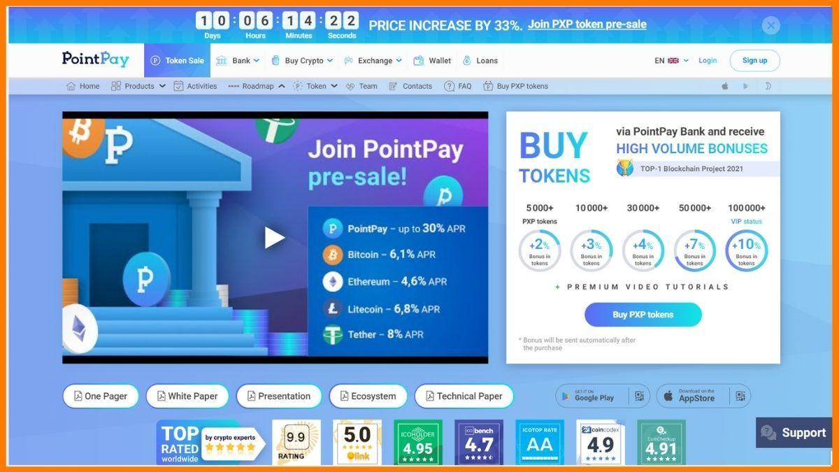 Pointpay Website