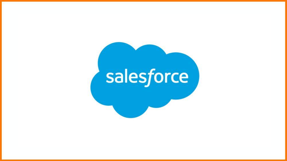 Salesforce Company Logo