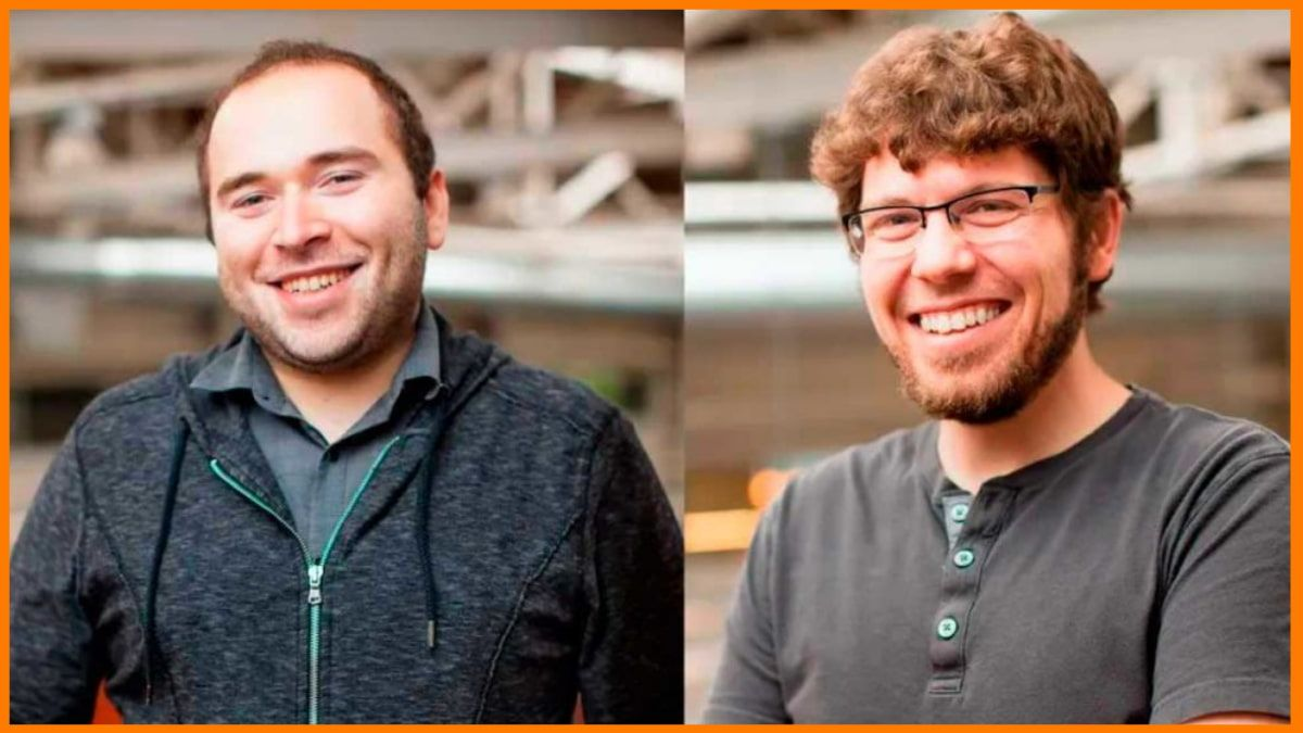 Founders of Discord - Jason Citron and Stan Vishnevskiy