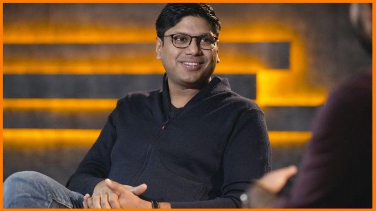 Founder of Lenskart - Peyush Bansal