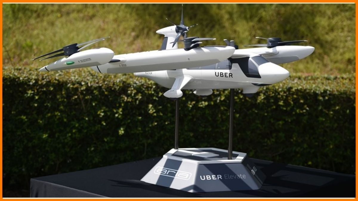 Uber Air taxi Prototype