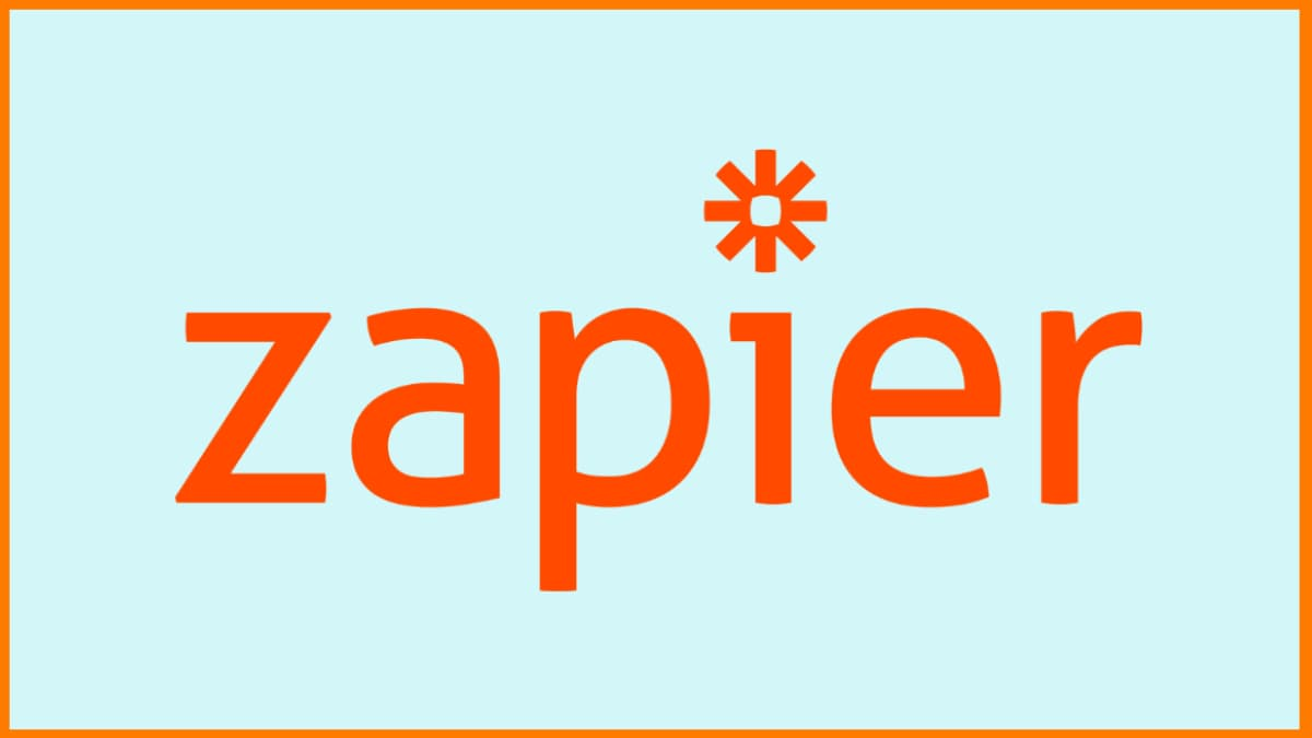 Zapier—The Efficient Way To Automate Your Work