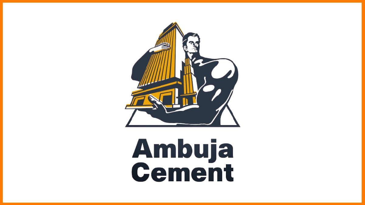 Ambuja Cement Ltd.'s Logo