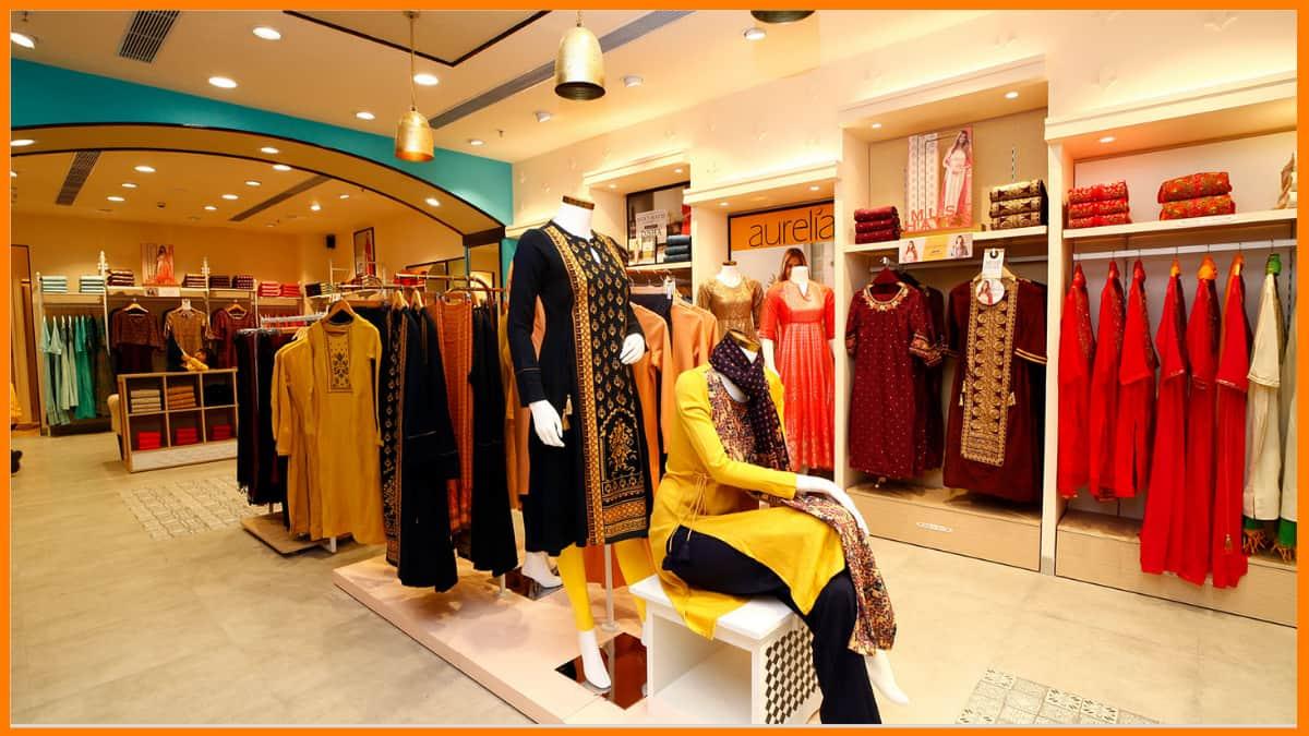 Aurelia   Clothing Franchise in India