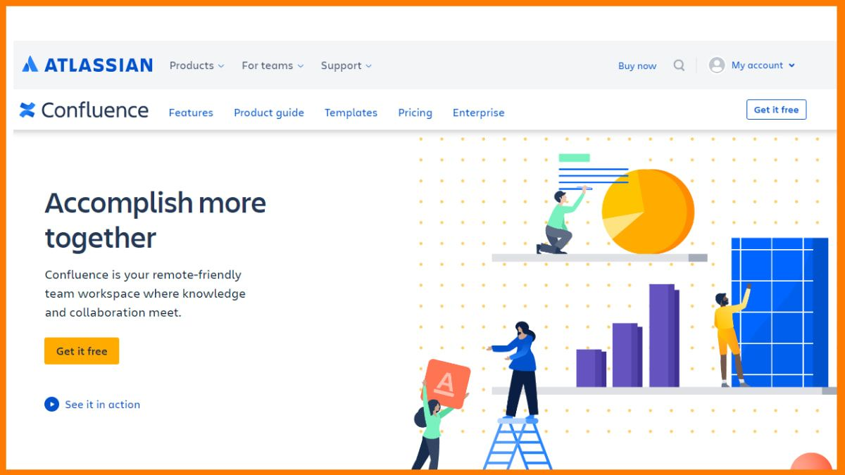 Confluence   Knowledge Management System