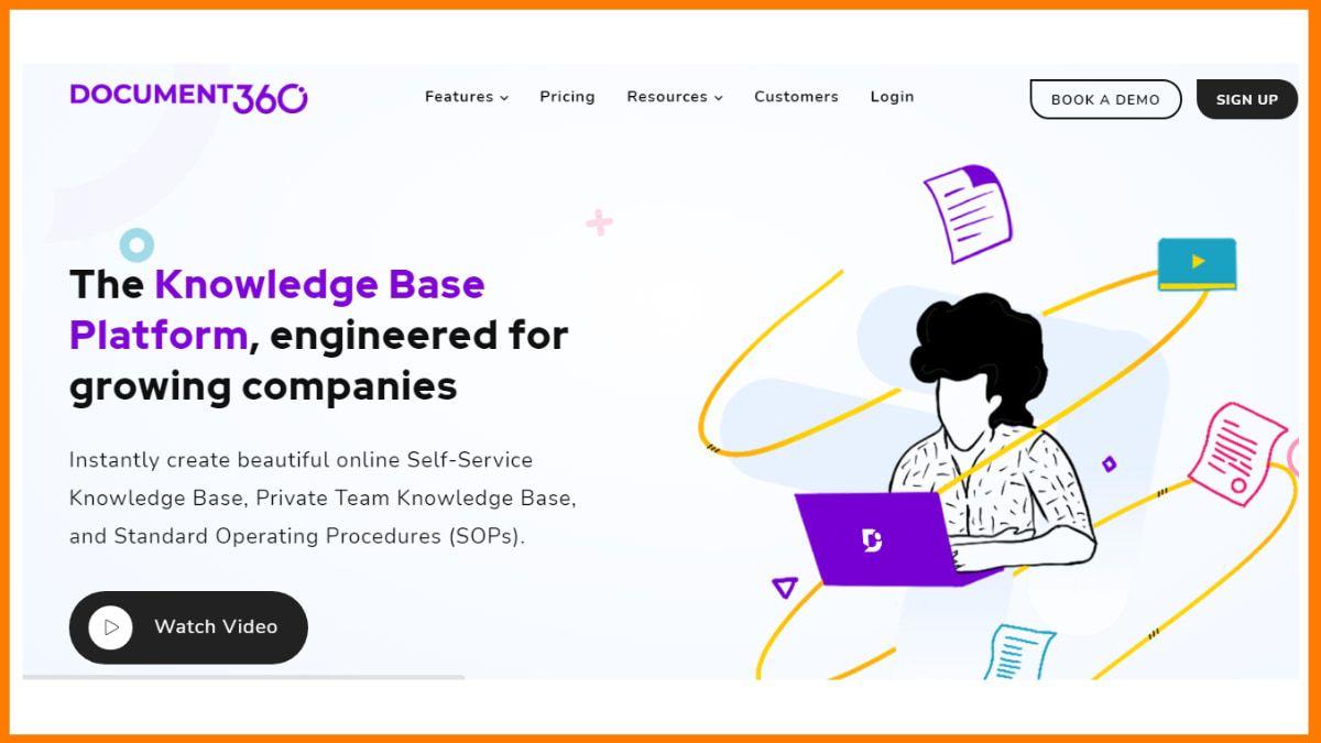 Document360 Knowledge Base Platform